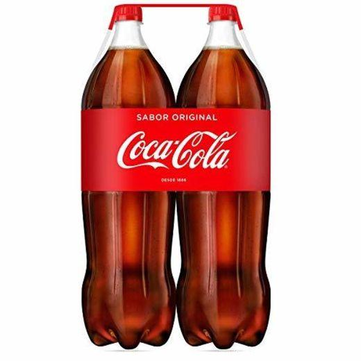 Coca-Cola Sabor Original Botella