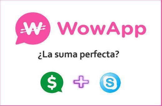 WowApp - Dinero por chatear, llamar y hacer todo