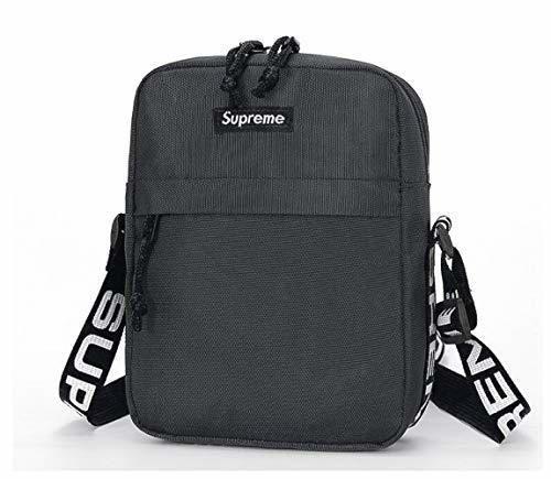 Supreme SS18 - Bolso Bandolera de Moda Unisex 2020