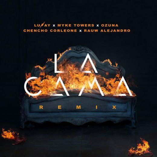 La Cama - Remix