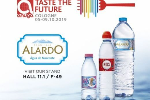 ALARDO Água Lisa