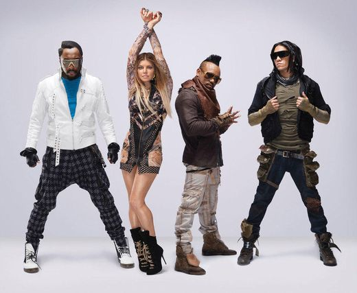 Black Eyed Peas Official