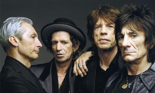 Home - The Rolling Stones | Official Website