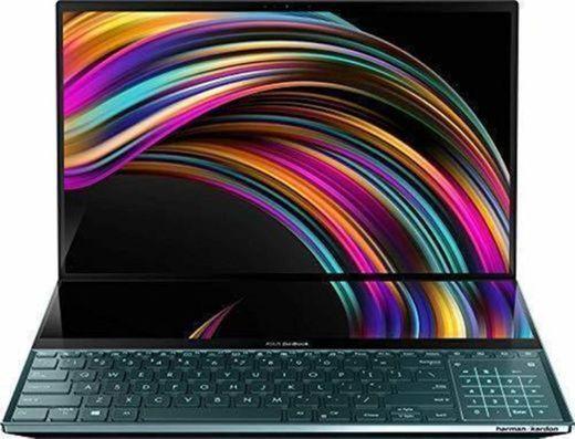 """ASUS ZenBook Pro Duo UX581GV-H2006T - Portátil de 15,6"""" con ScreenPad Plus"""
