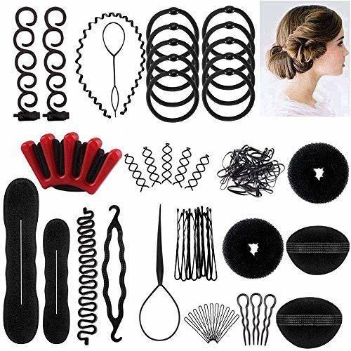 25pcs Accesorios de Peinado