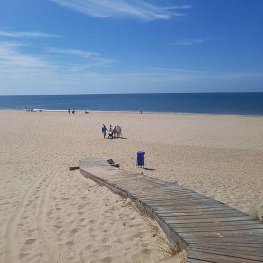 Playa Nueva Umbría