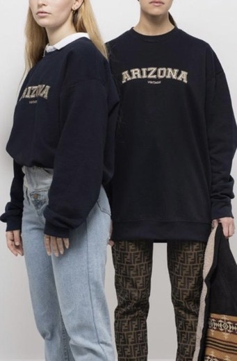 Arizona Navy sweatshirt