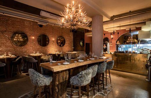 Salvaje Madrid Restaurante