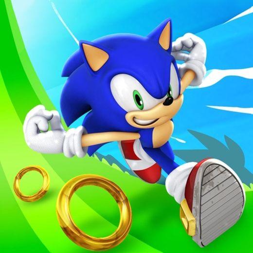 Sonic Dash - Endless Runner