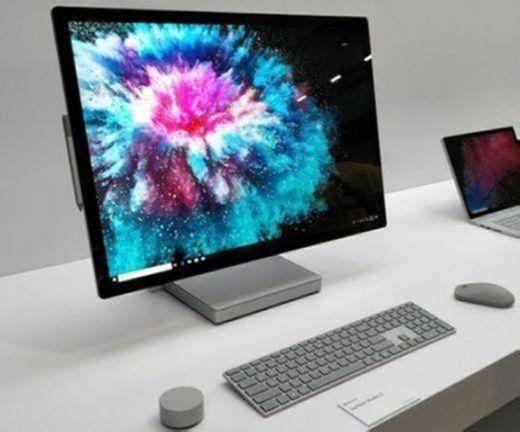 Microsoft Surface Studio 2 - Ordenador de 28''