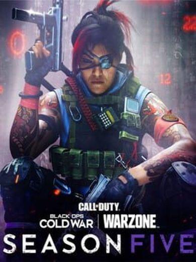 Call of Duty: Black Ops Cold War - Season 5