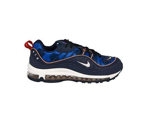 Nike W Air MAX 98 PRM, Zapatillas de Atletismo para Mujer, Multicolor