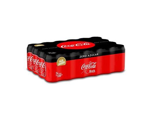 Coca-Cola Zero Azúcar Lata - 330 ml