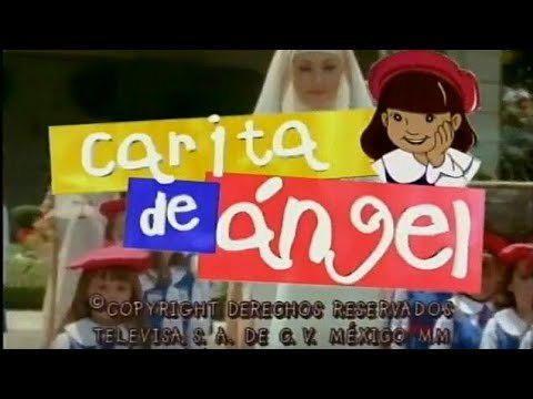 Carita De Ángel   Capítulo 1   Parte 1   Televisa 2000 - YouTube