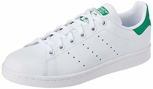 adidas Stan Smith J Zapatillas Unisex Niños, Blanco