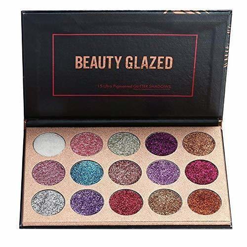 Beauty Glazed Paleta De Sombras De Ojos Profesionales