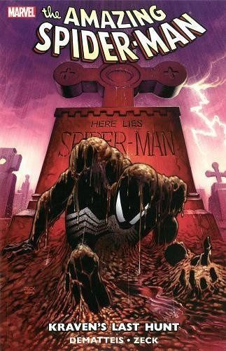 Spider-Man: Kraven's Last Hunt TPB
