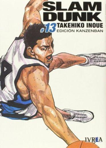 Slam Dunk 13 - Edición Kanzenban (Big Shonen - Slam Dunk Integral)