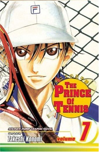 The Prince of Tennis, Vol