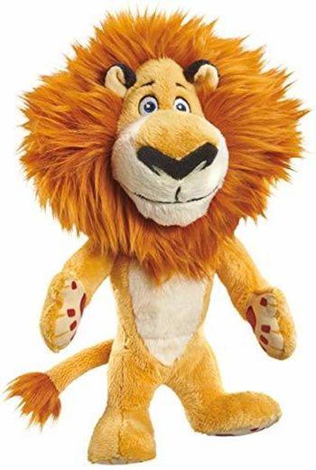 Schmidt Spiele 42706 DreamWorks Madagascar Alex - Peluche de león