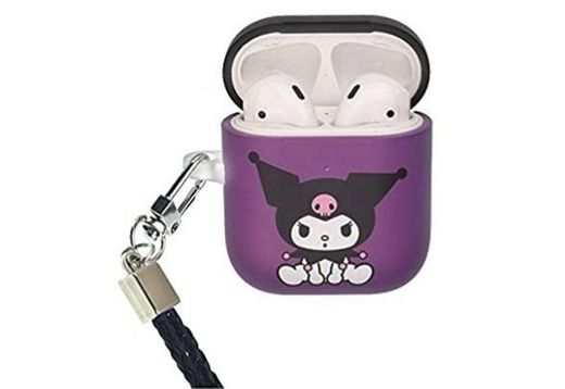 Sanrio Airpods case, with neck loop
