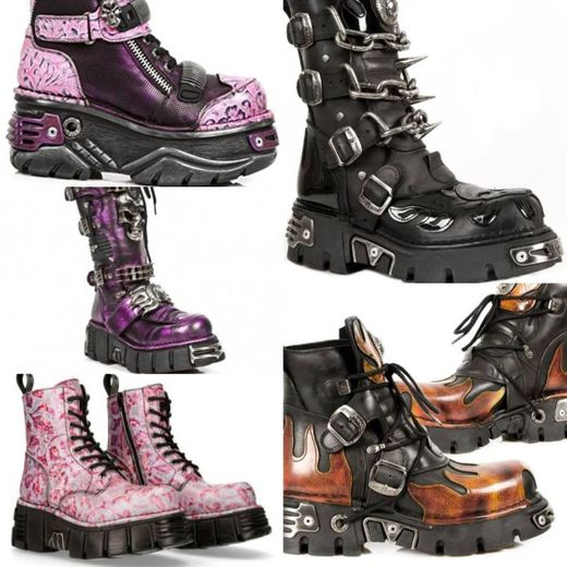 New Rock Official Site. New Rock Boots and Shoes Shop - Newrock ...