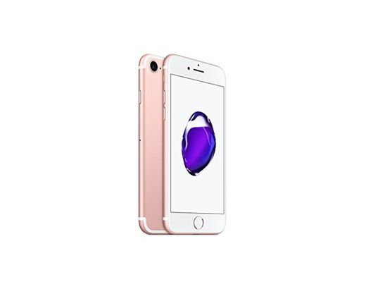 Apple iPhone 7 Smartphone Libre Oro Rosa 32GB