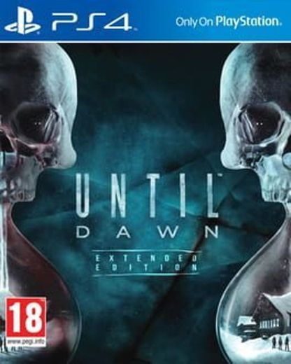 Until Dawn: Extended Edition