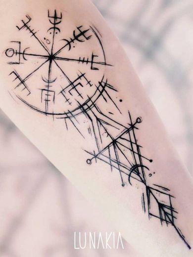 Tattoo Nórdica