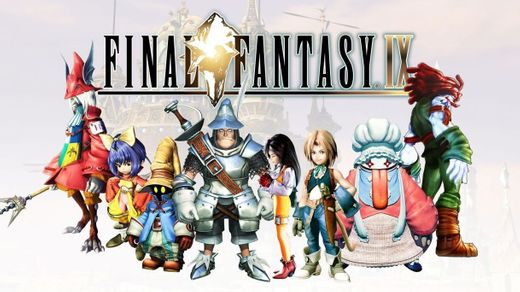 FINAL FANTASY® IX Digital Edition on PS4 | Official PlayStation ...