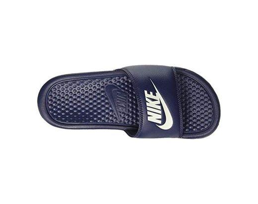 Nike Benassi Jdi, Chanclas Unisex Adulto, Azul