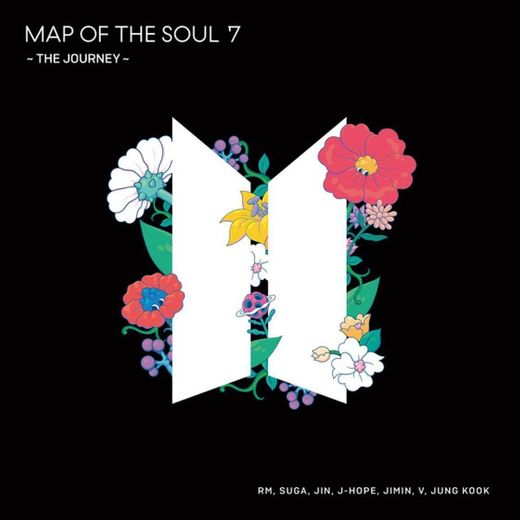 Your eyes tell official audio BTS MAP OF THE 7
