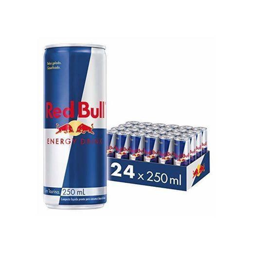 Red Bull Regular, Bebida energética - 24 de 250 ml.