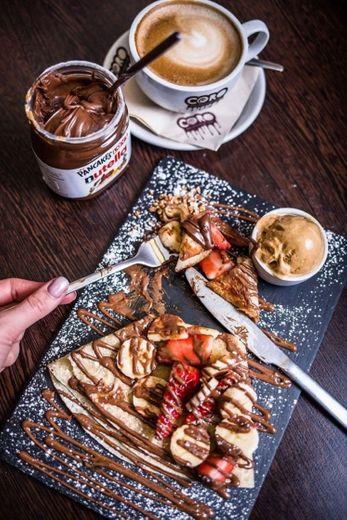 Coro the Chocolate Cafe