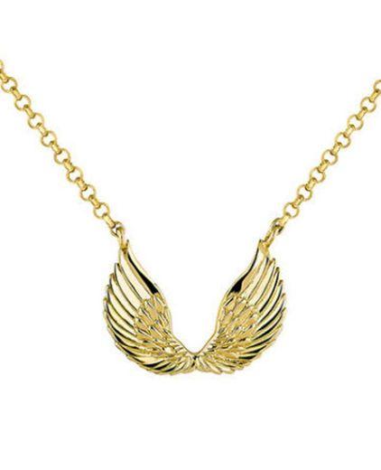 Colgante alas oro | Aristocrazy