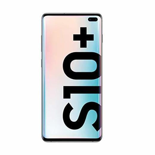 """Samsung Galaxy S10+ - Smartphone de 6.4"""" QHD+ Curved Dynamic AMOLED, 16"""