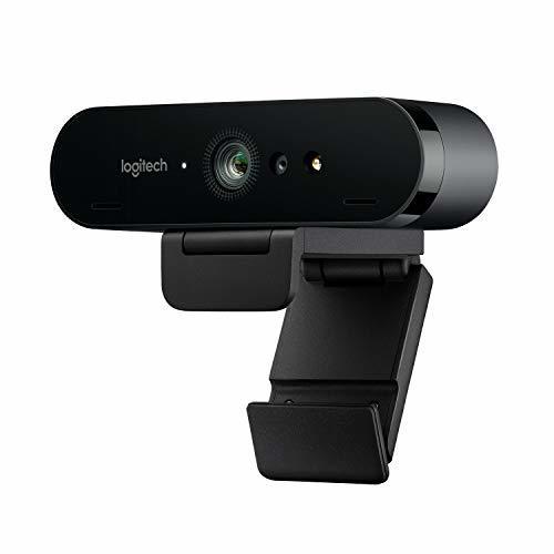 Logitech Brio - Cámara Web HD 4K para Gaming