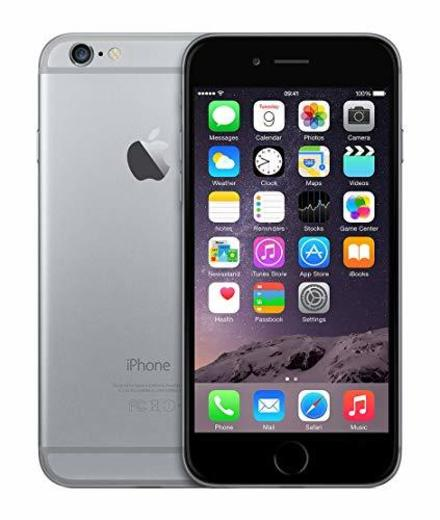 Apple iPhone 6 Gris Espacial 32GB