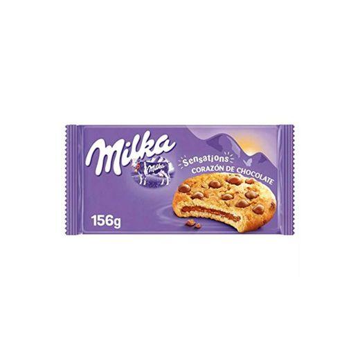 Milka Cookies Sensations Chocolate Galletas
