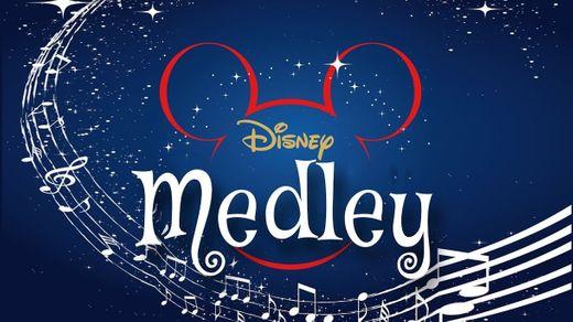 Disney Medley - YouTube