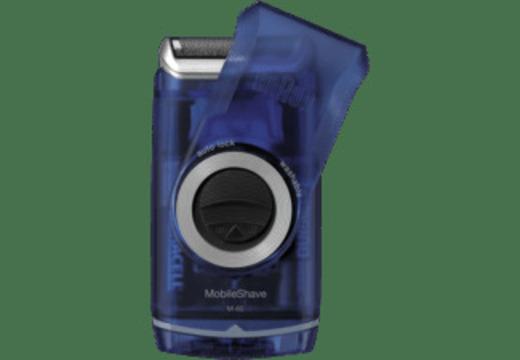 Afeitadora - Braun MobileShave M60b Funcionamiento a pilas ...