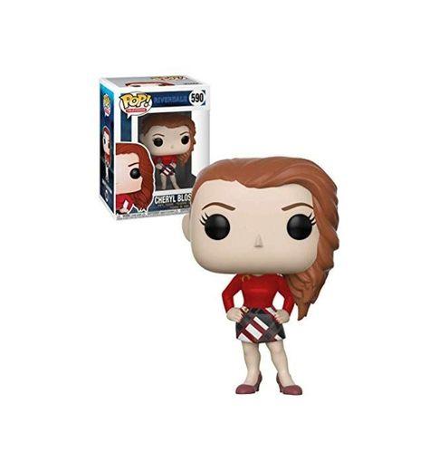 Funko Pop! - Riverdale Cheryl Blossom Figura de vinilo (25908)