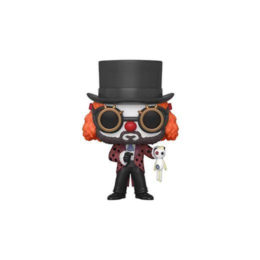 Funko- Pop TV: La Casa de Papel-Professor O Clown Collectible Figure, Multicolor