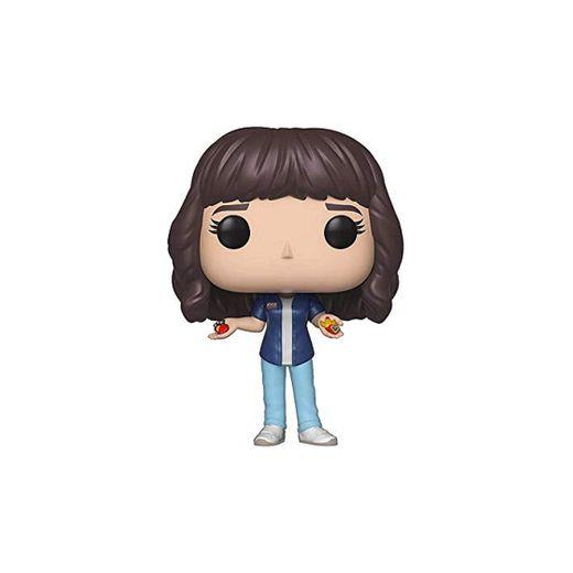 Funko- Pop Figura de Vinilo: TV: Stranger Things-Joyce Coleccionable,