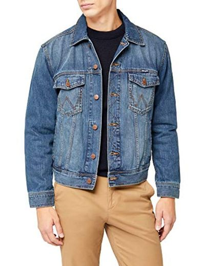 Wrangler Classic Denim Jacket Chaqueta Vaquera