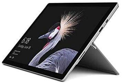 Microsoft Surface Pro 7 Core i5 8gb 128gb Sdd Prata