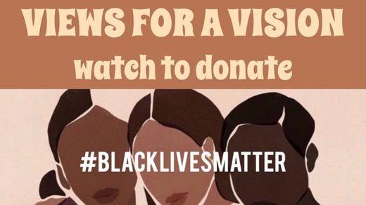 Watch to donate #BlackLivesMatter
