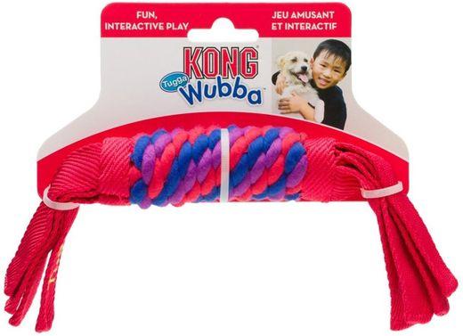 KONG Tugga Wubba Dog Toy, Color Varies, Small - Chewy.com