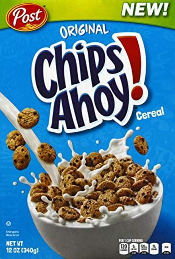 POST CHIPS AHOY CEREALES