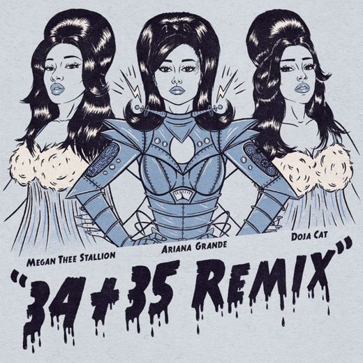 34+35 REMIX (feat. Doja Cat and Megan Thee Stallion)